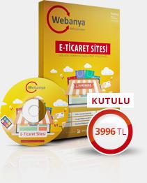 Kutulu E-Ticaret Sitesi